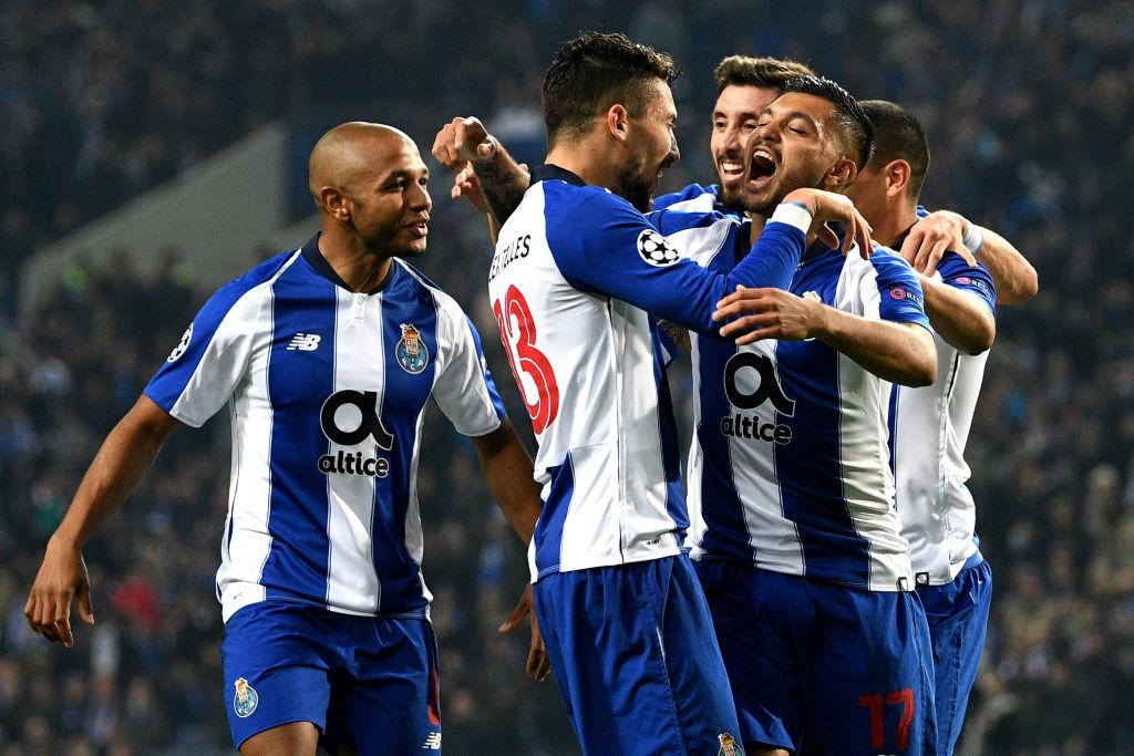 Los cuatro goles que aportó 'Tecatito' Corona en la temporada para el título del Porto