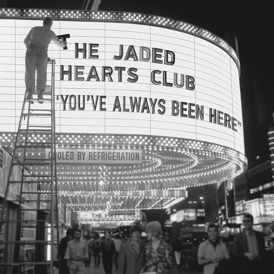 ¡The Jaded Hearts Club, el supergrupo de Matt Bellamy y Graham Coxon, anunció su álbum debut!