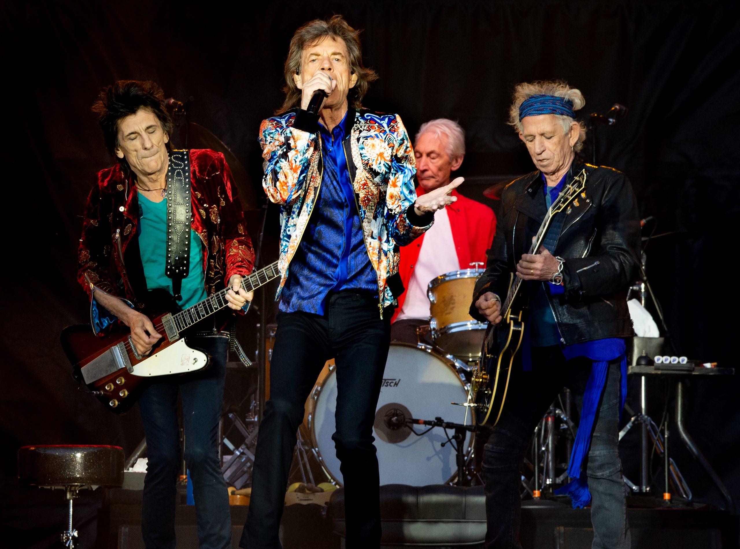 "¡The Rolling Stones estrenan un tema inédito llamado ""Criss Cross""!"