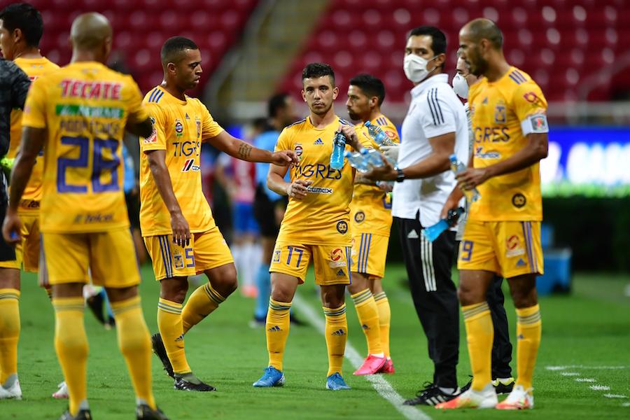 Copa por México: En Tigres confiesan miedo de contagios por los traslados a Guadalajara