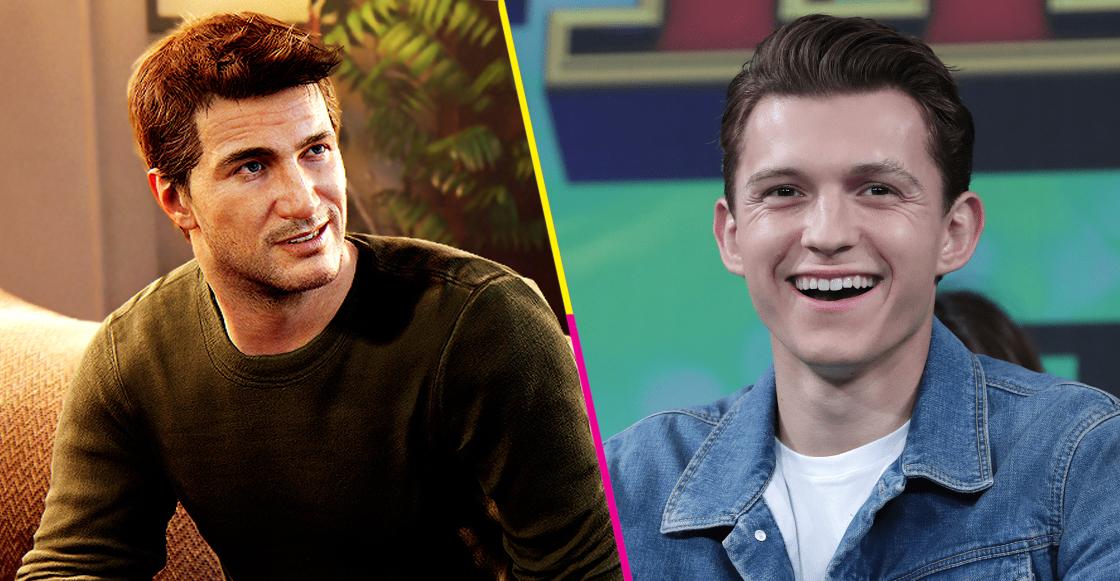 ¡Saquen el látigo porque Tom Holland anunció que ya comenzó el rodaje de 'Uncharted'!