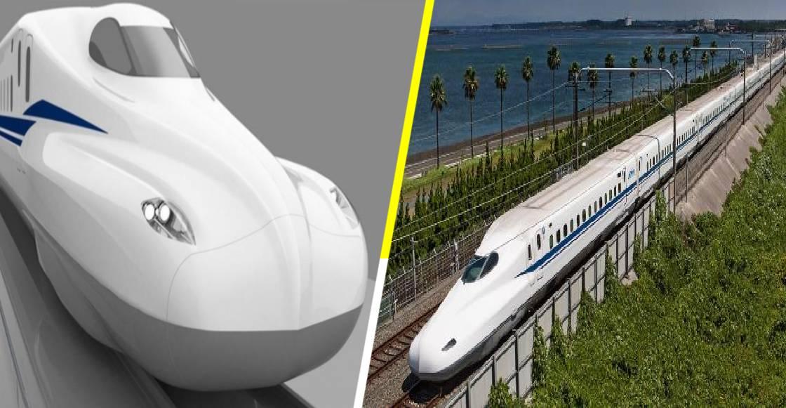 Japón estrena el tren bala más rápido del mundo a prueba de terremotos