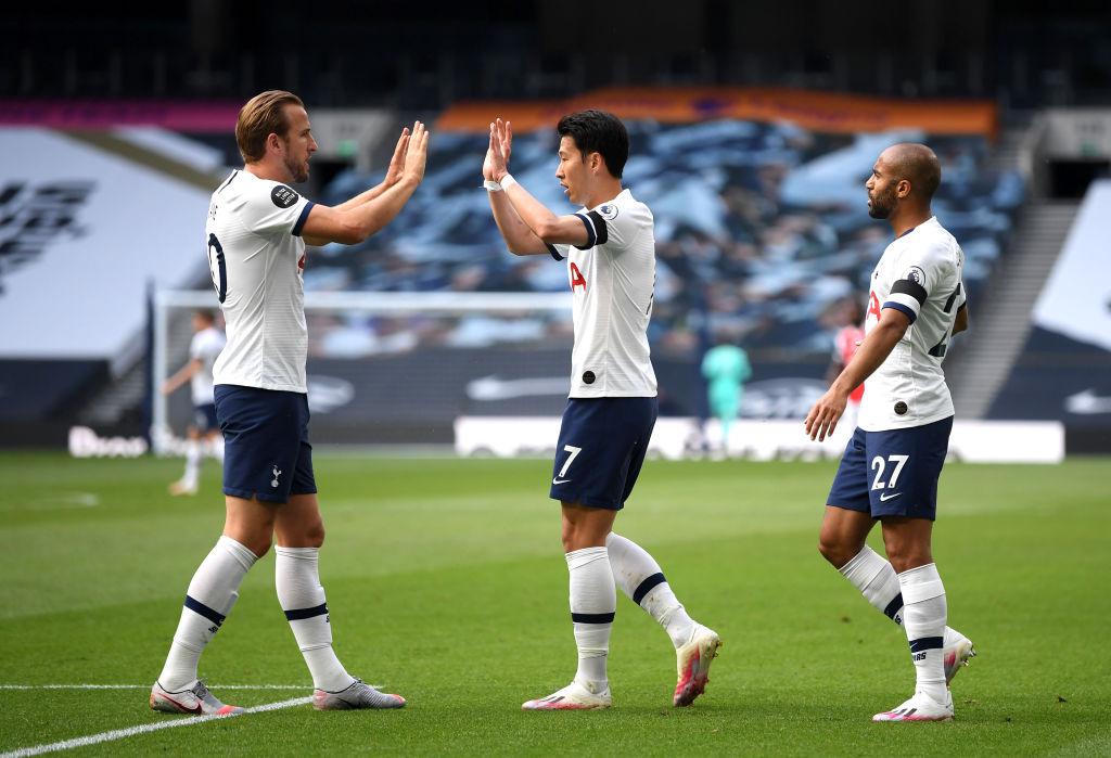 ¡OSOTE! El error de Kolasinac y David Luiz que terminó en gol del Tottenham