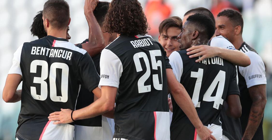8 rivales más en el camino: Esto separa a la Juventus del título de la Serie A
