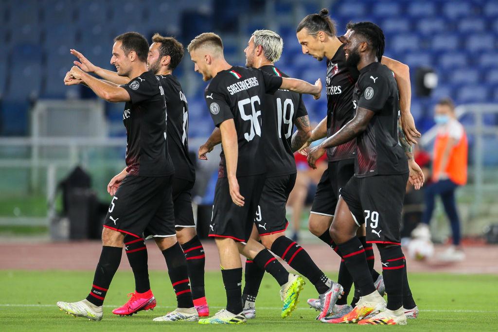 Perdió la Lazio: Milan le dejó el camino libre a la Juventus para ganar la Serie A