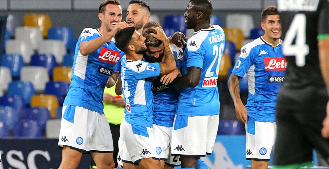 Elseid Hysaj: El futbolista que anotó su primer gol con el Napoli tras 193 partidos