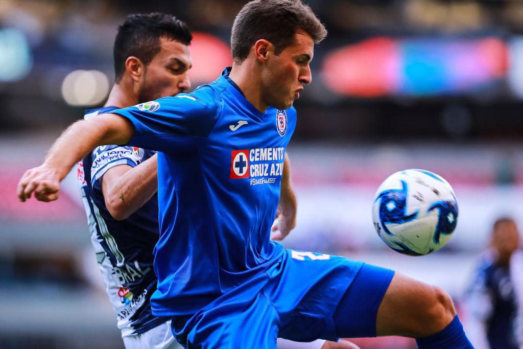 ¡El futuro es hoy! Cruz Azul registra al hijo de Chuy Corona en el equipo Sub 20