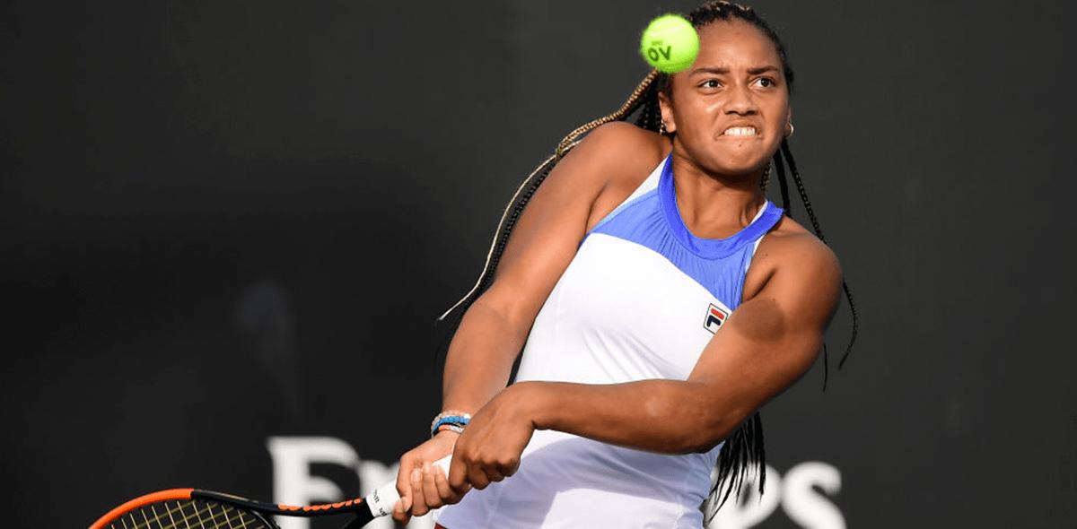 US Open 2020: ¿Quién es Robin Montgomery?