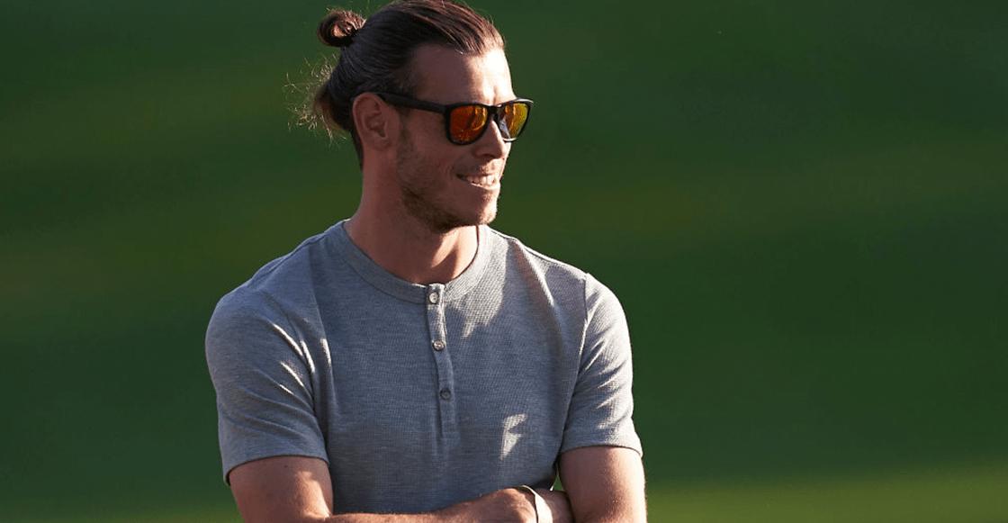 Bale no quiso jugar contra el Manchester City... y se fue a jugar golf