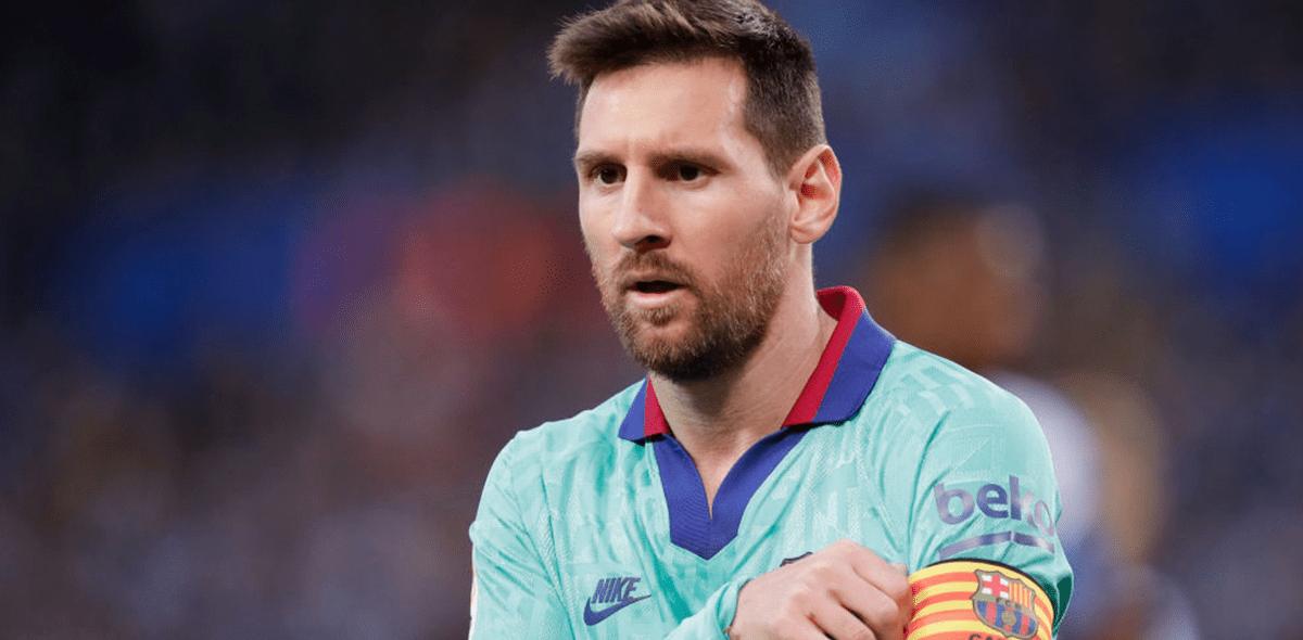 Messi se quedaría en el Barcelona su Bartomeu dimite