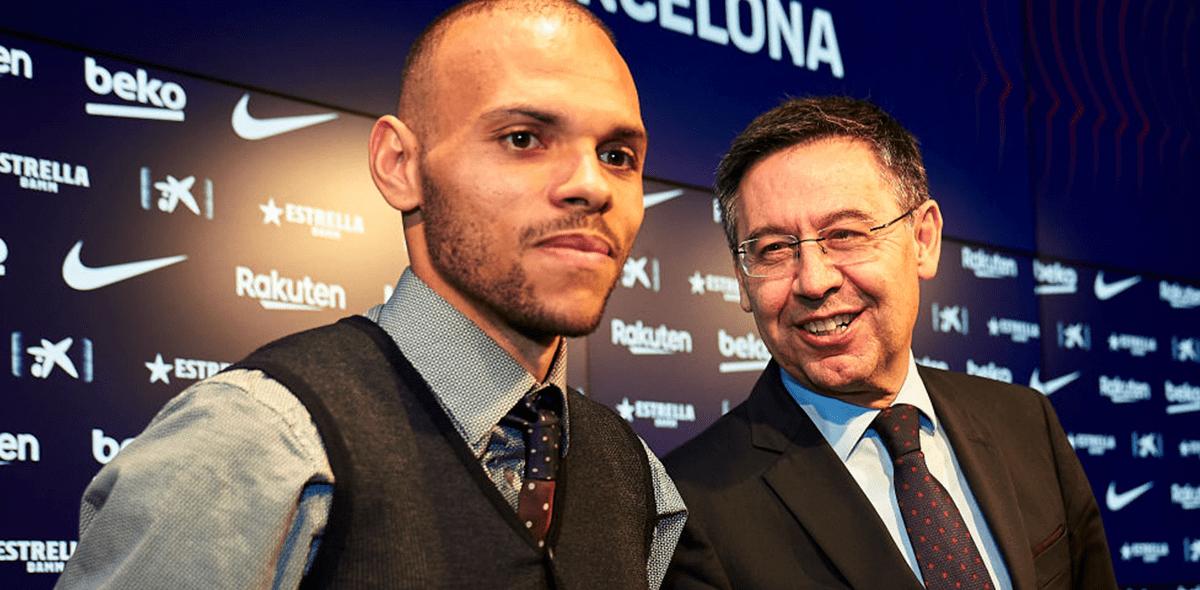 Las dos condiciones de Bartomeu a Messi para dimitir y que él se quede