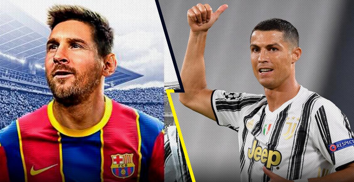 ¡Histórico! Cristiano Ronaldo y Messi estarán juntos en la portada del PES 2021