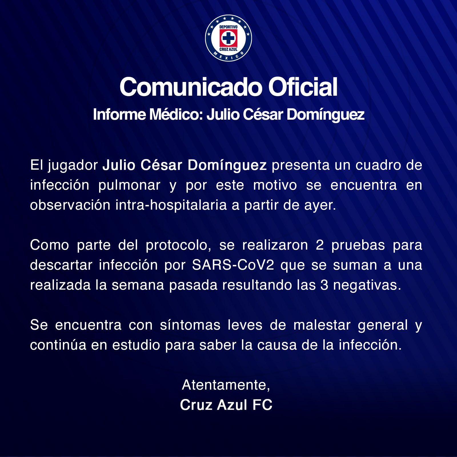 #FuerzaCata: La afición de Cruz Azul se unió tras la hospitalización del 'Cata' Domínguez