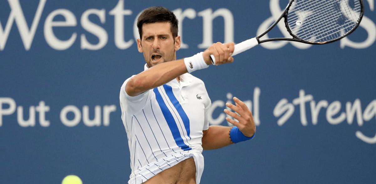 Novak Djokovic Hablo Por Primera Vez Luego De Ser Descalificado Del Us Open