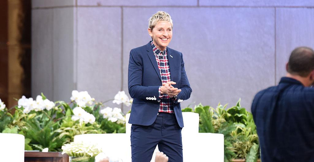 'The Ellen DeGeneres Show' despide a tres productores tras acusaciones de ambiente laboral tóxico