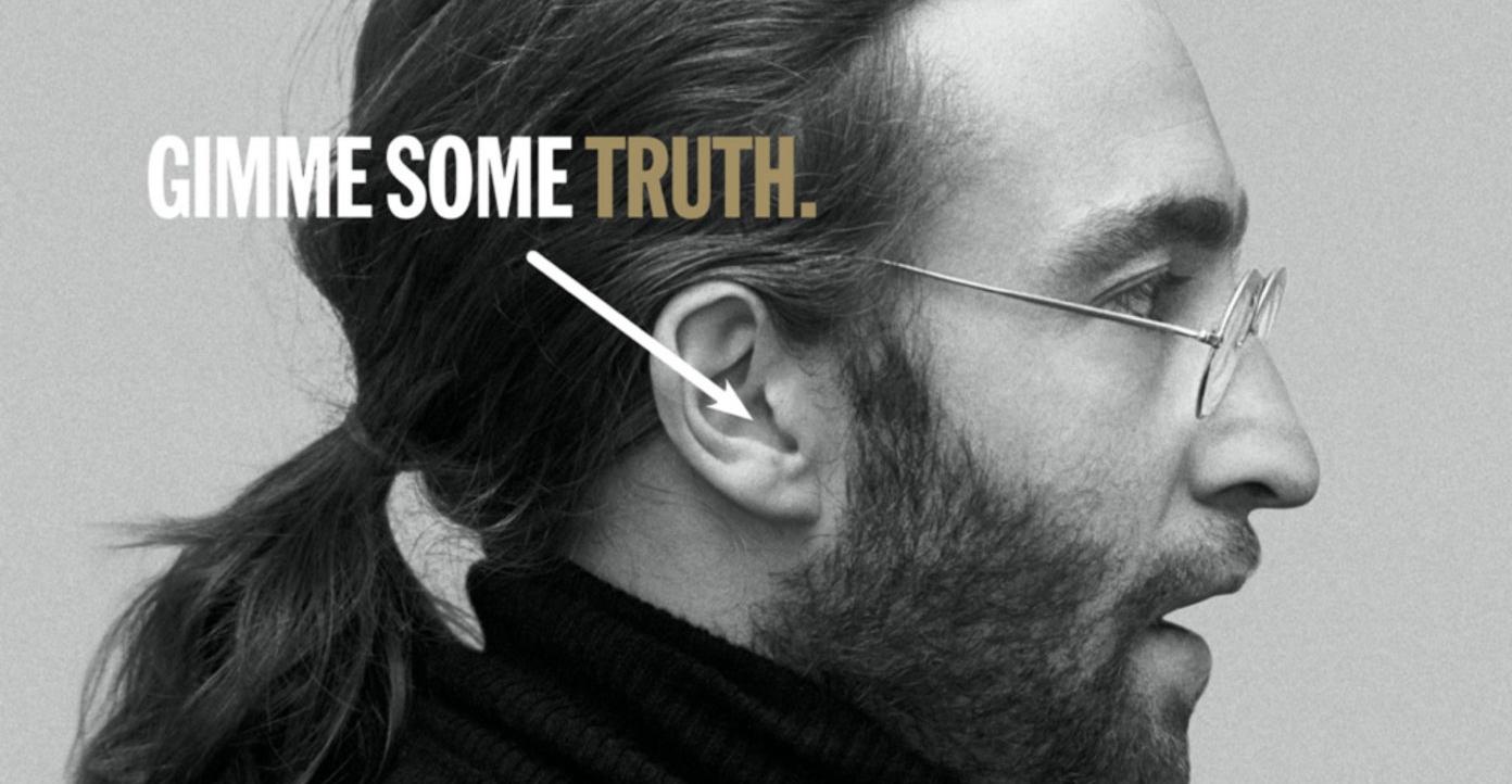 """Los 80 años de John Lennon se marcarán con el nuevo álbum de remixes """"Gimme Some Truth"""""""