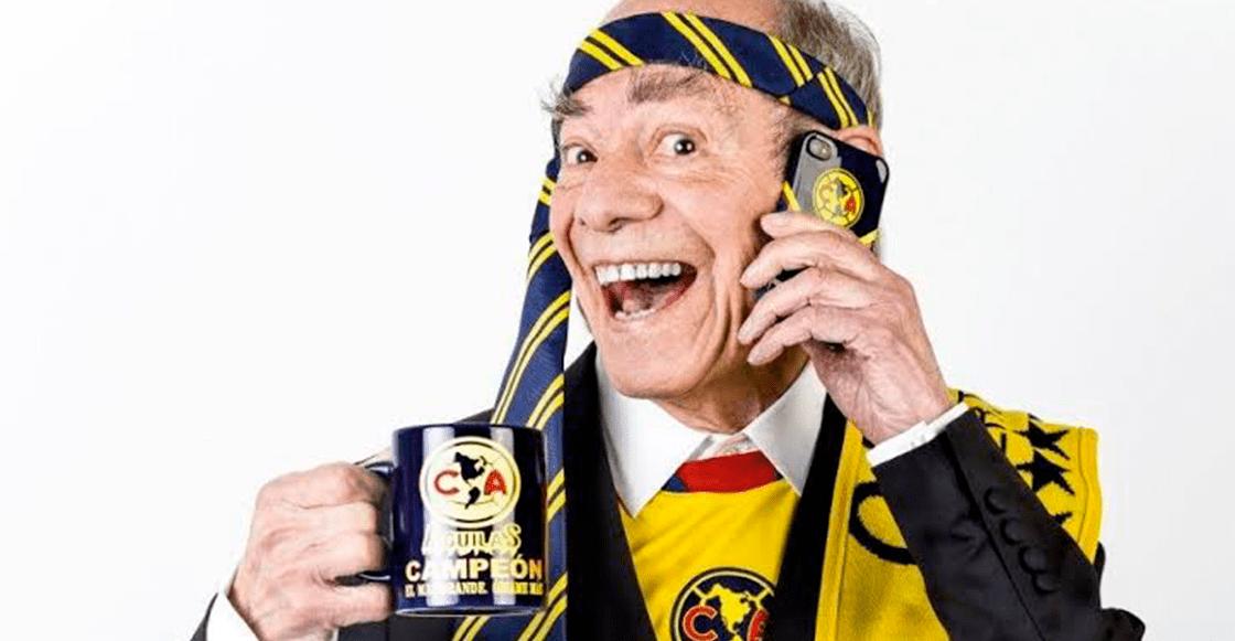 ¡Hasta siempre, Manuel! El Loco Valdés, el fan número 1 del América
