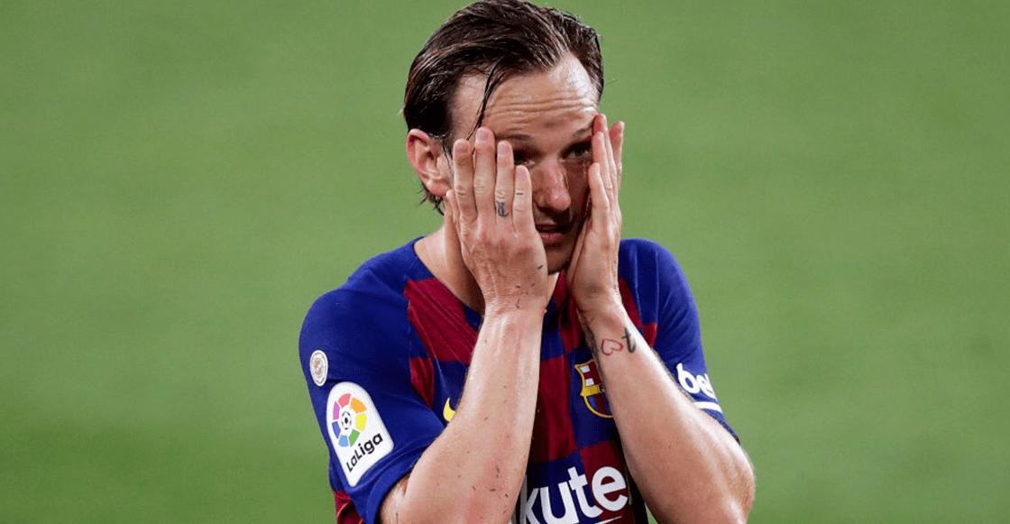 Iván Rakitic es el primer 'sacrificado' del Barcelona y continuará su carrera en el Sevilla