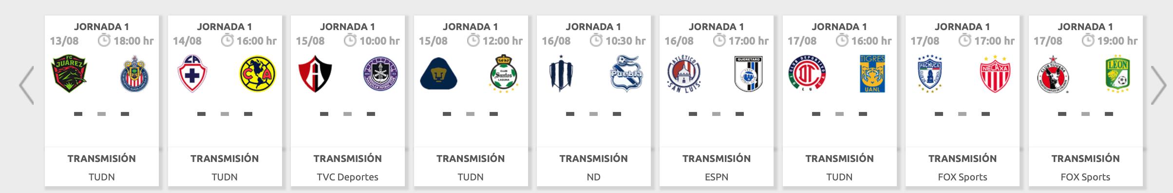 ¿Cómo, cuándo y dónde ver EN VIVO el arranque del Apertura 2020 de la Liga MX Femenil?