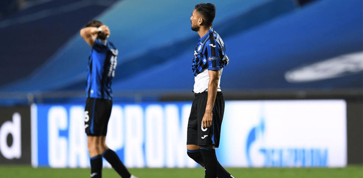 Atalanta, Málaga y los caballos negros que no superaron los Cuartos de Final de la Champions League