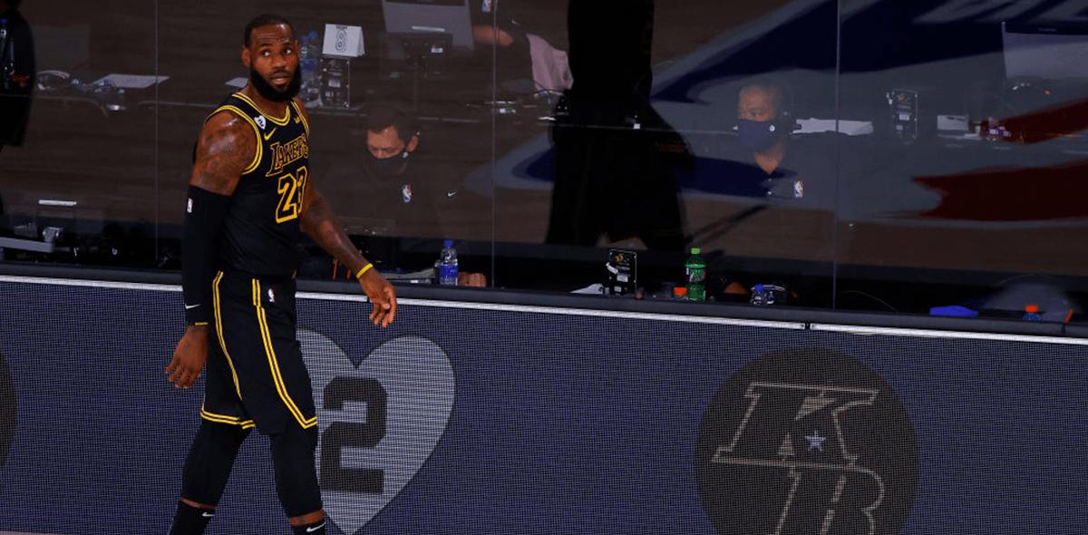 LeBron James está en contra de reanudar los playoffs de la NBA
