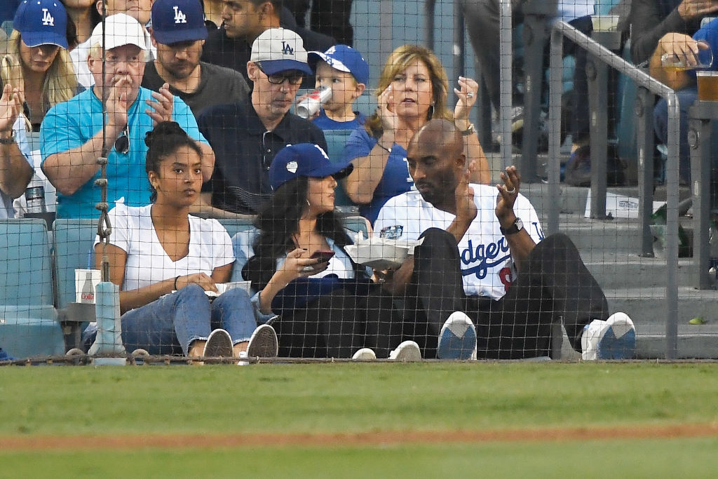 Los Dodgers rendirán homenaje a Kobe Bryant en su cumpleaños 42