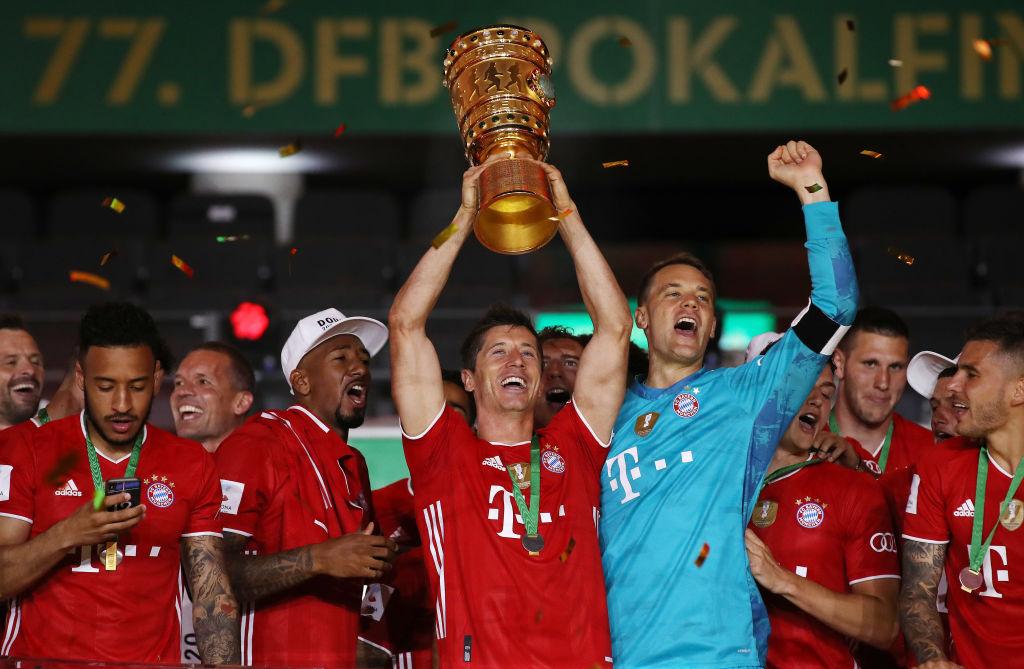 Los favoritos para coronarse en el regreso de la Champions League