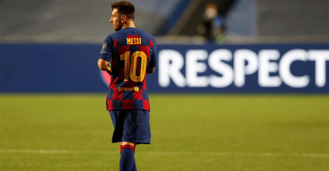 Si se va: Messi tiene 3 opciones para dejar al Barcelona
