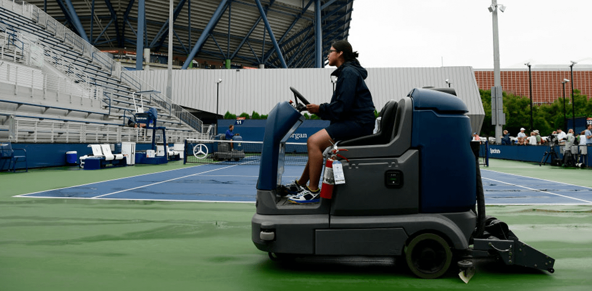 No habrá jueces de línea en el US Open 2020