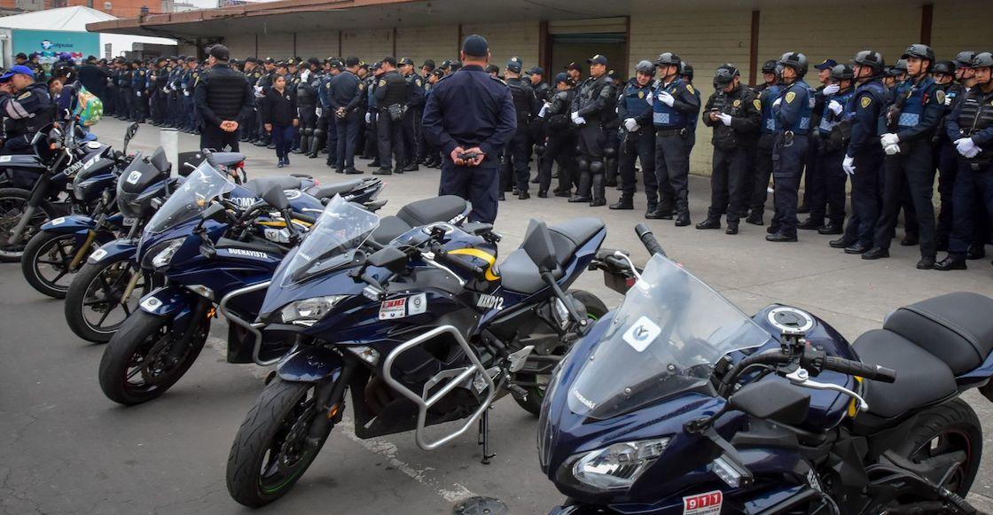 POLICIAS-CDMX