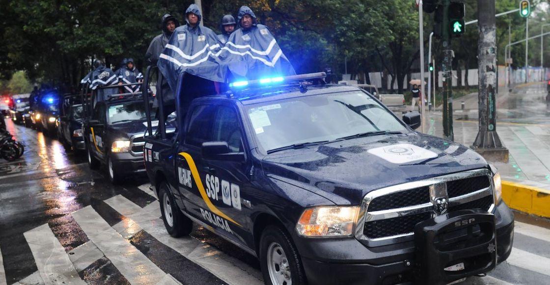 POLICIAS-SSC-CDMX