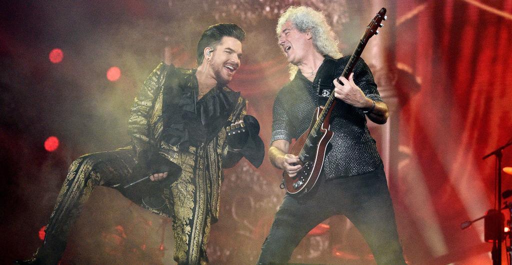 Queen y Adam Lambert anuncian su nuevo disco en vivo 'Live Around the World'