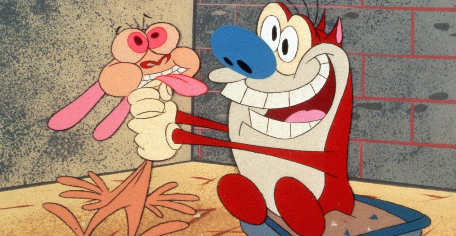 'Ren y Stimpy' regresarán a la televisión después de 25 años
