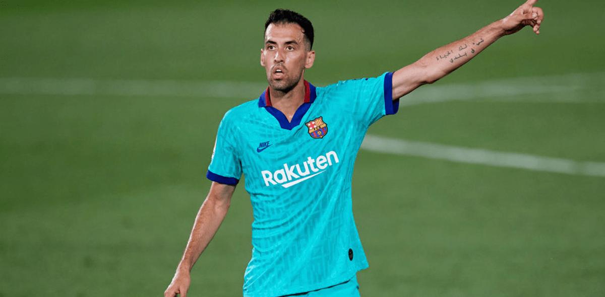 Sergio Busquers seguira en el Barcelona