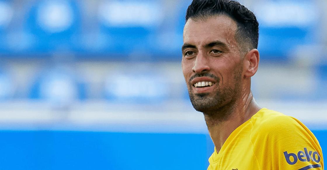 Siguen los cambios: Sergio Busquets se queda pero será suplente