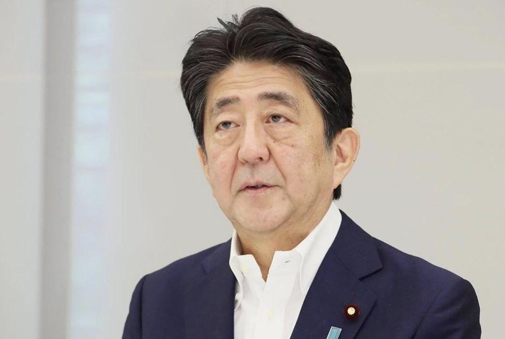Shinzo abe primer ministro japon