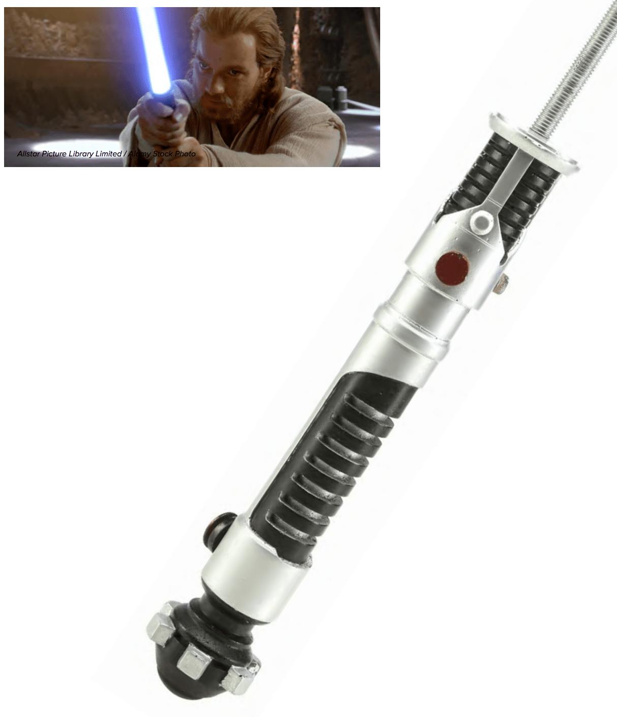 Fans de 'Star Wars' y del mundo del cine, les interesa esta subasta en línea de material original