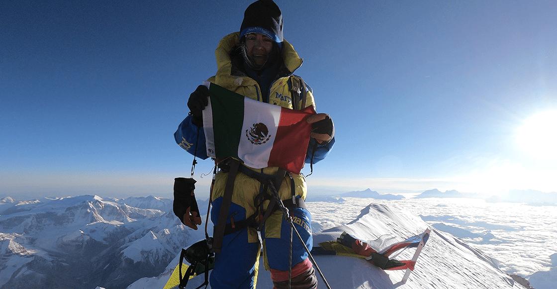 Viridiana Álvarez: La montañista mexicana del récord Guinness nos cuenta su historia