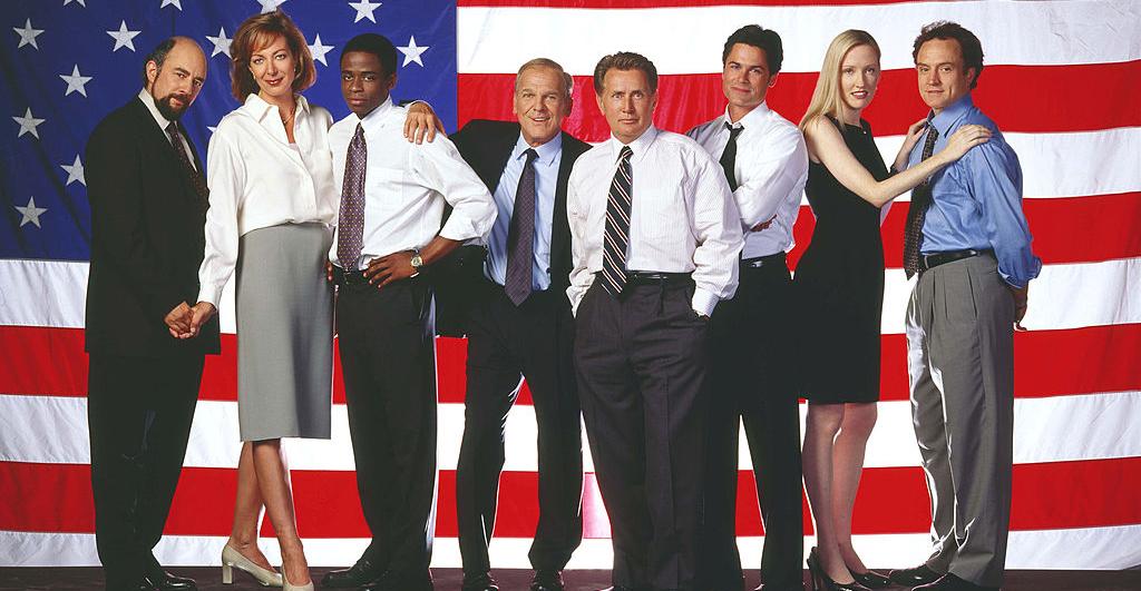 El elenco de 'The West Wing' se reunirá por primera vez en 17 años