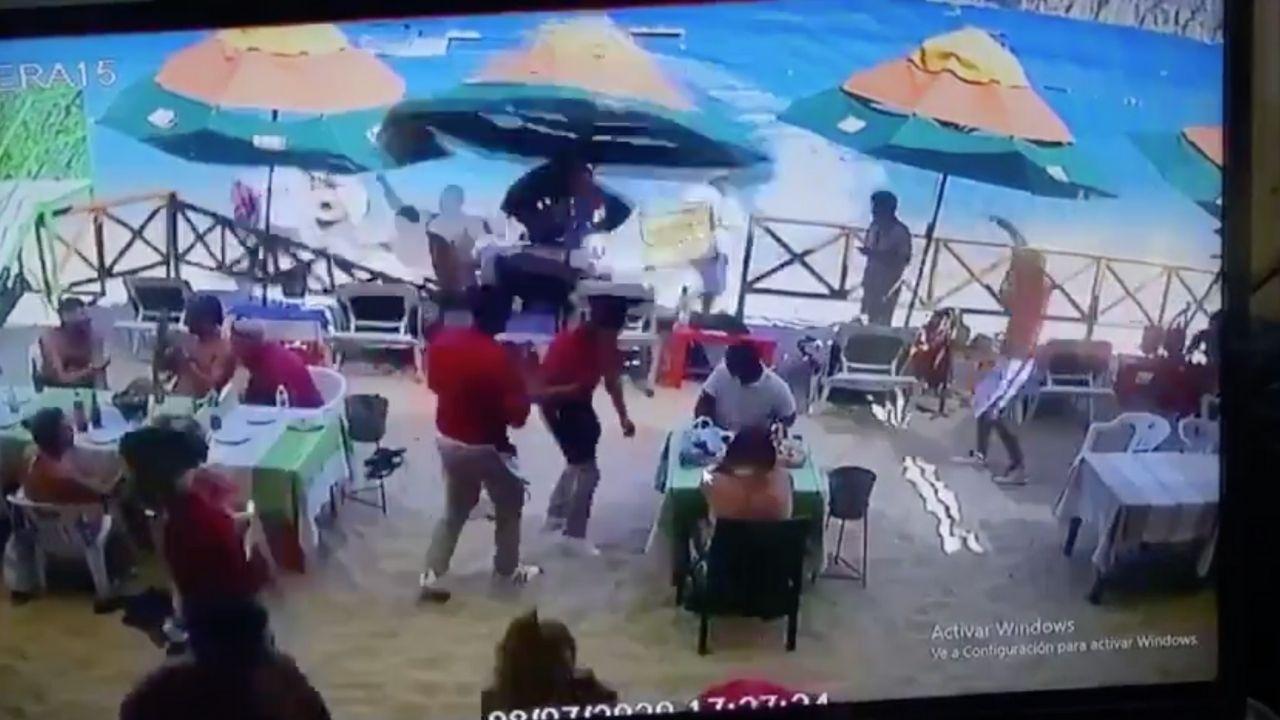 Vendedora ambulante muere en Los Cabos al ser arrollada por una moto acuática