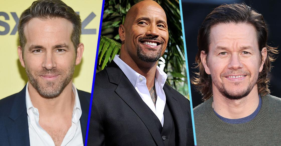 Que se pongan la del puebla: Estos son los actores mejor pagados del 2020