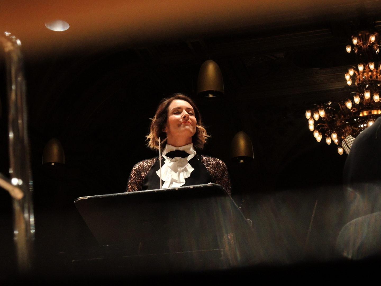 Alondra de la Parra crea la Orquesta Imposible para apoyar a niños y mujeres durante la pandemia