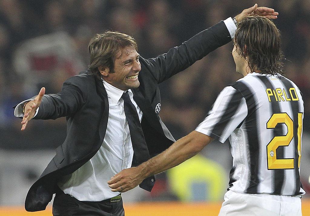 Las influencias de Andrea Pirlo para debutar como técnico de la Juventus