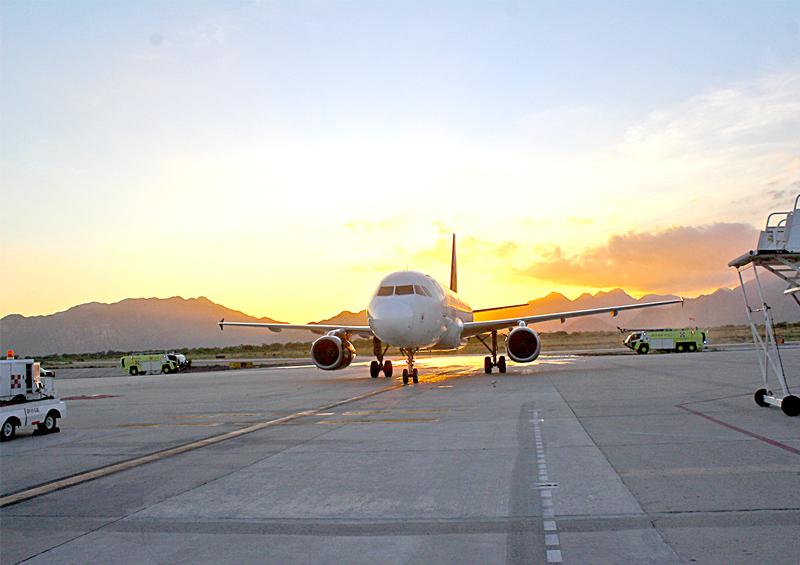 ¡Traz! El tráfico aéreo tardará en recuperarse hasta el 2024