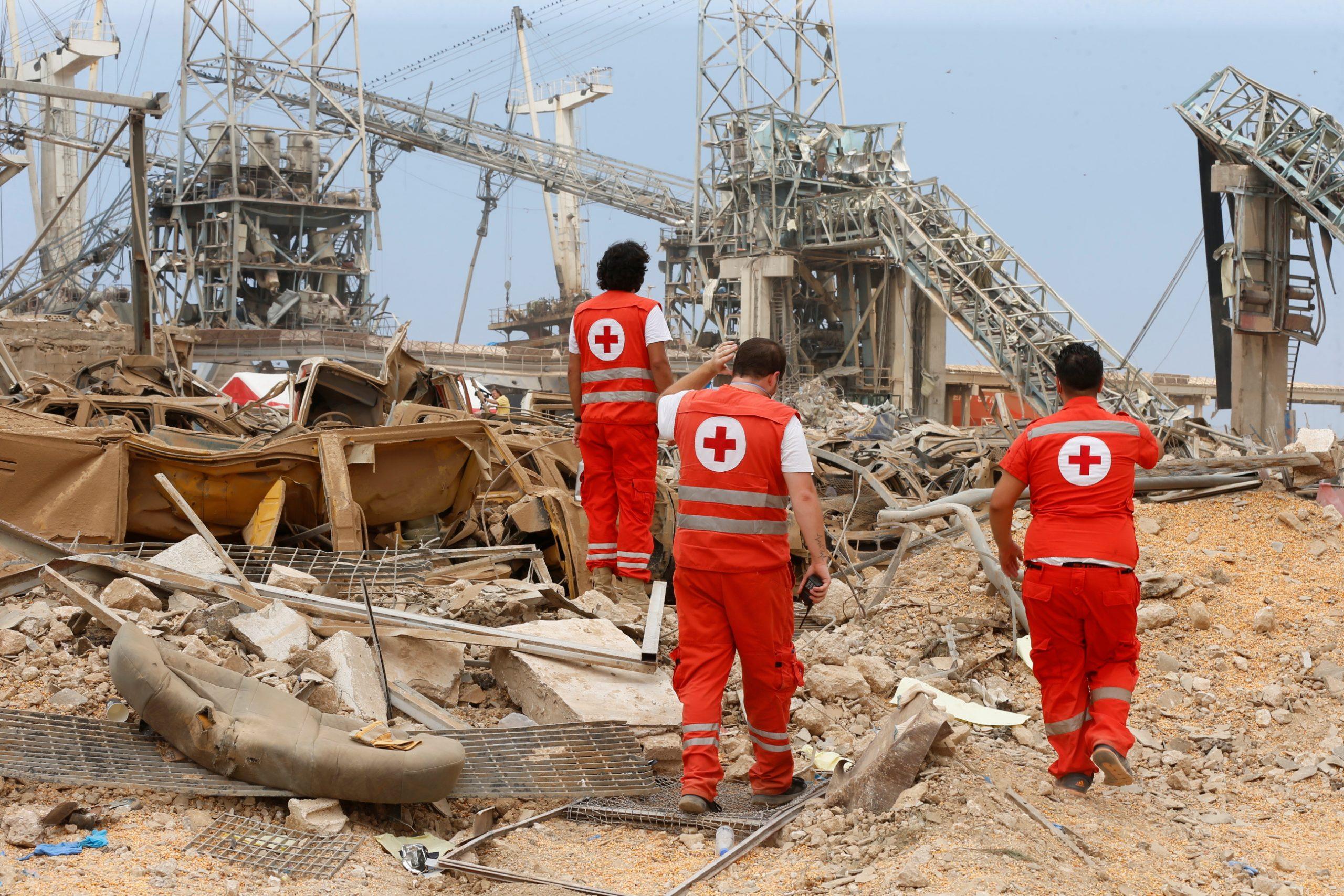 México apoyará con 100 mil dólares a Líbano por explosión en Beirut