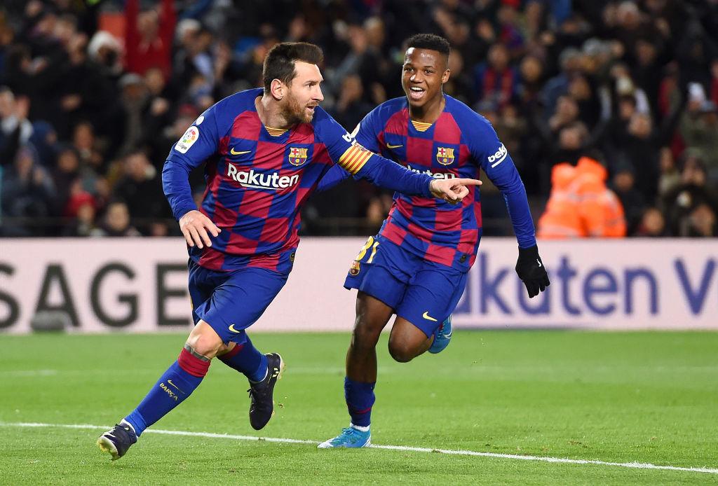 Facebook transmitirá el Barcelona vs Napoli y te decimos cómo, cuándo y dónde verlo