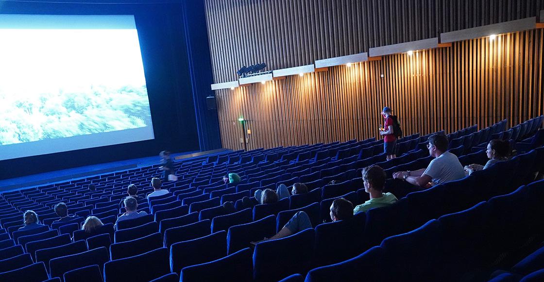 Abren cines en la CDMX y estados del país con semáforo naranja