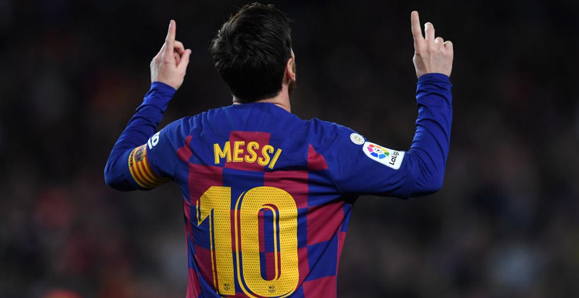 El comunicado donde La Liga se pronuncia a favor del Barcelona y no dejaría salir a Lionel Messi