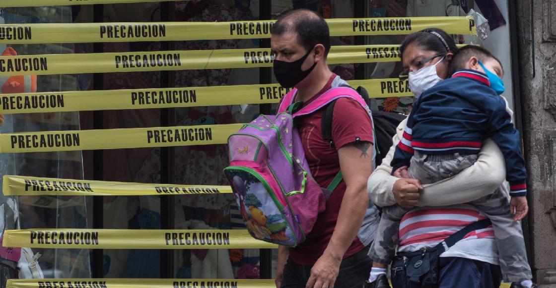Coronavirus en México al 15 de agosto
