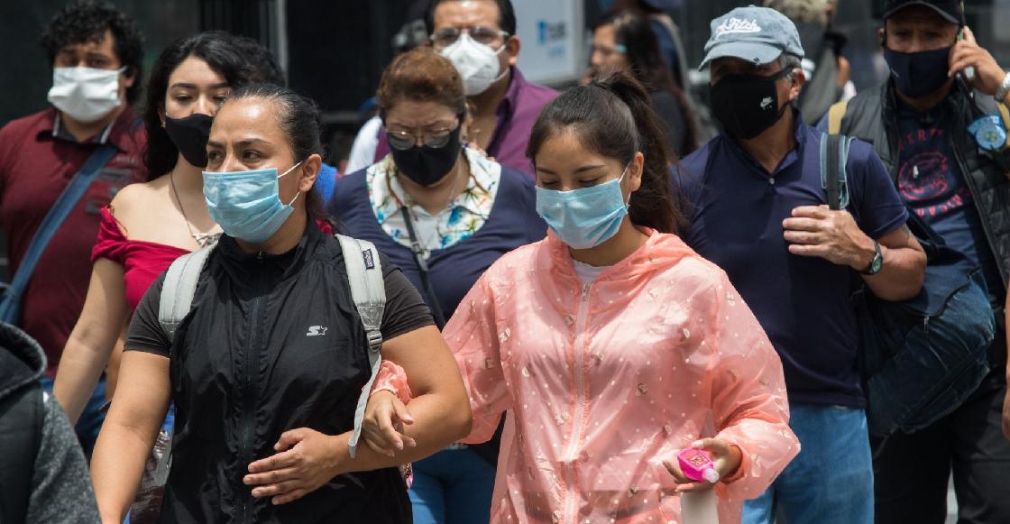 Coronavirus en México al 2 de agosto